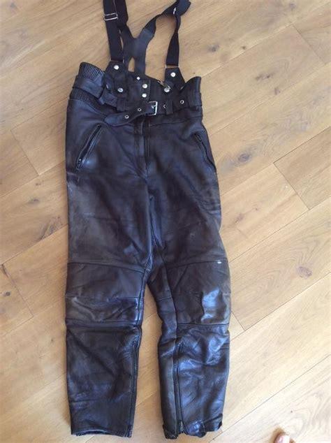 Motorrad Lederhose Gebraucht by Motorrad Lederhose Neu Und Gebraucht Kaufen Bei Dhd24