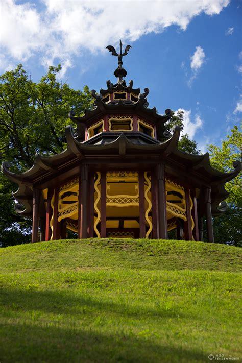 china haus bayreuth chinesischer pavillon auf dem schneckenberg eremitage