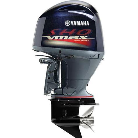 Sho Rudy 60 performance bulletins yamaha outboards lake