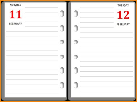Diary Template Word 9 diary template for word defense