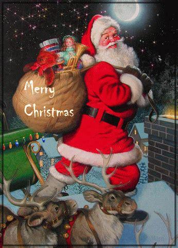 decorations crosswordgif merry merry santa