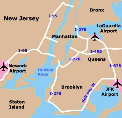 Cheapest Rent In United States by New York Airport Car Hire Newark Airport Car Rental