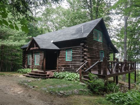 lakefront log home with homeaway lakefront log cabin with privacy gorgeous vrbo