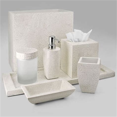 white bathroom accessories sets home trendy