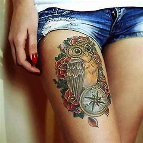 owl tattoo temporary 154 best real tattoos images on pinterest mandalas