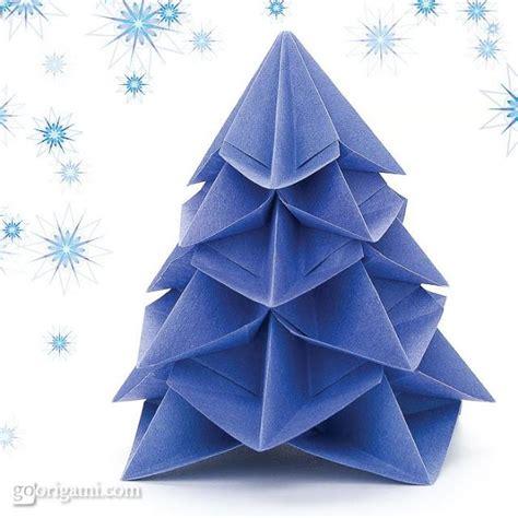 193 rboles de navidad de origami y m 225 s paperblog