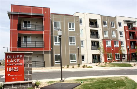 Apartments In Denver That Go By Income Mercy Housing Welcomes Bluff Lake Residents To Affordable