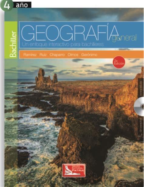 geografa general i geograf 237 a general grupo editorial patria