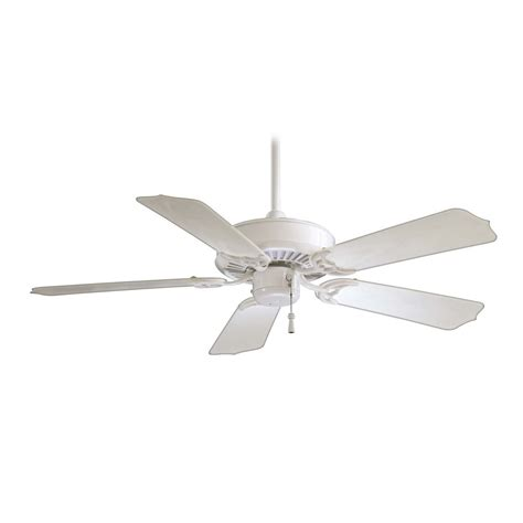 White Ceiling Fan Without Light Ceiling Fan Without Light In White Finish F572 Wh Destination Lighting