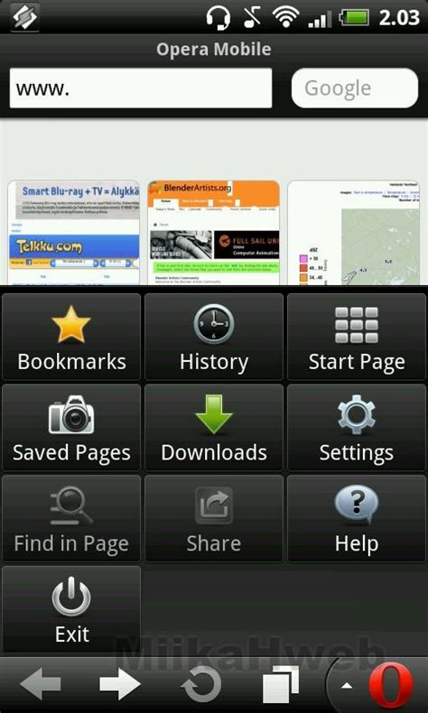 opera mobili miikahweb mobile opera mobile