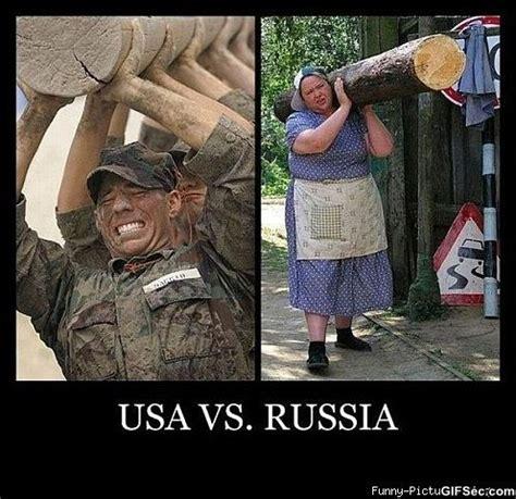 Funny Russian Memes - russia vs usa memes memes