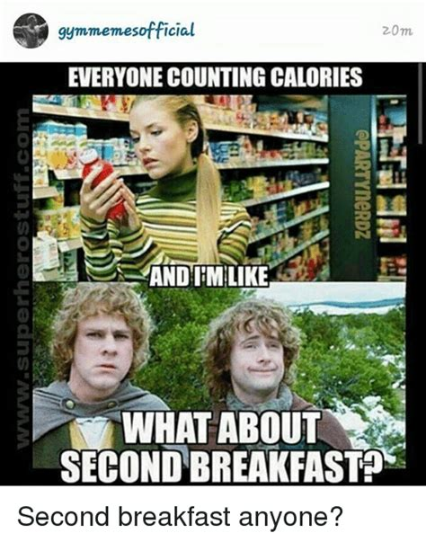 Second Breakfast Meme - 25 best memes about what about second breakfast what