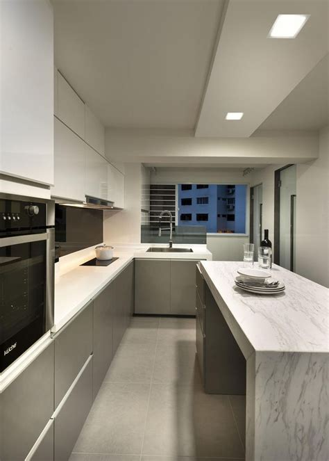 Kitchen Design Hdb Kitchen Island In A Hdb Seriously Possible Won T It Make The Already Minute Kitchen Even