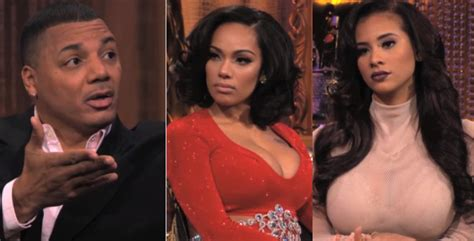 erica mena love and hip hop reunion hair introduction to popular culture 187 all is fair in love