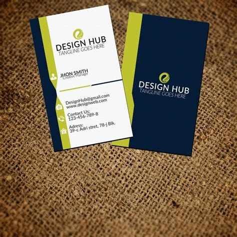 Photoshop Business Card Templates by Computer Business Card Photoshop Template Choice Image