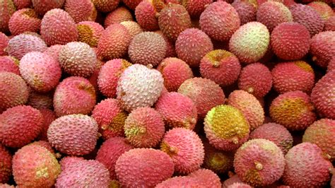lychee fruit inside cracking the lychee nut npr