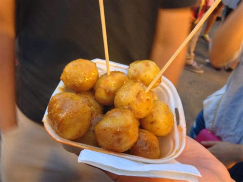 Would You Eat Fish Balls by Richmond Market That Market Food Tho