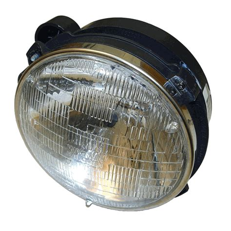 Jeep Jk Headlight Bulb All Things Jeep Headlight Assembly With Bulb For Jeep