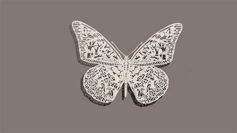 How To Make Paper Cutting - paper cutting designs butterfly www pixshark