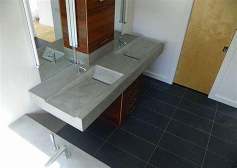 boulder modern home concrete countertops