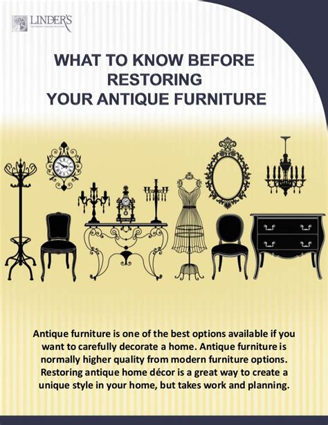 thomasville home furnishingswhat you need to know about what to know before restoring your antique furniture