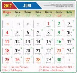 Kalender 2018 Juni Juli Template Kalender 2017 Setiap Bulan File Jpg Dengan