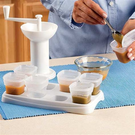 Freezer Mini Untuk Menyimpan Asi baby cubes tempat penyimpanan mpasi makanan bayi rekomended