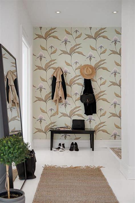 Choisir un papier peint de couloir original   Archzine.fr