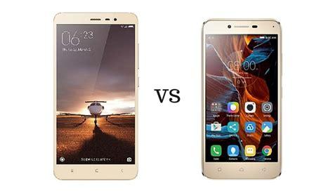 Lenovo Vibe K5 Vs Lenovo Vibe K5 Plus xiaomi redmi note 3 vs lenovo vibe k5 plus smart phone comparison 187 phoneradar