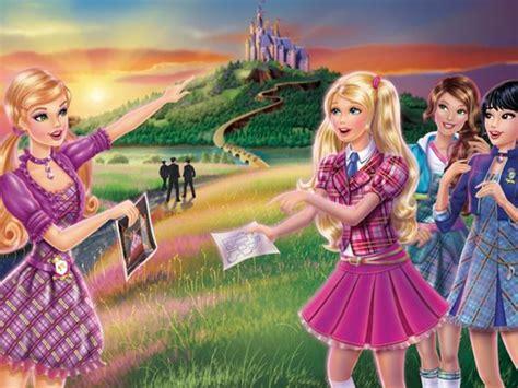 film barbie charm school barbie princess charm school 2011 zeke norton