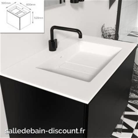 Hauteur Meuble Salle De Bain Suspendu 541 salledebain discount fr