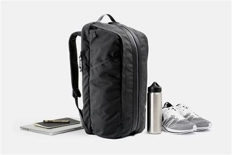 backpack to carry a modern bag to carry your and office essentials design milk