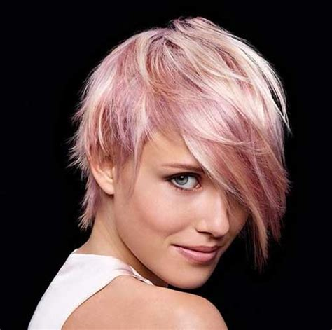 2016 pink hairstyle 15 pink pixie haircuts pixie cut 2015