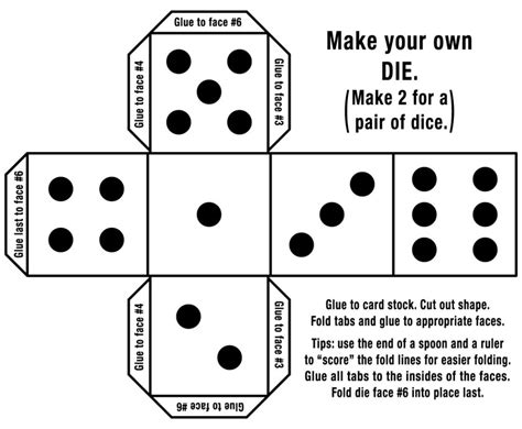 Make A Dice Out Of Paper - the d d tabletop etiquette handbook aka how to not be a