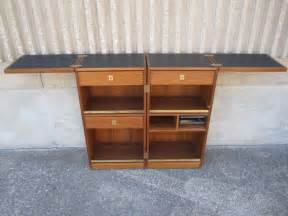 Folding Bar Cabinet Teak Folding Bar Cabinet Box At 1stdibs