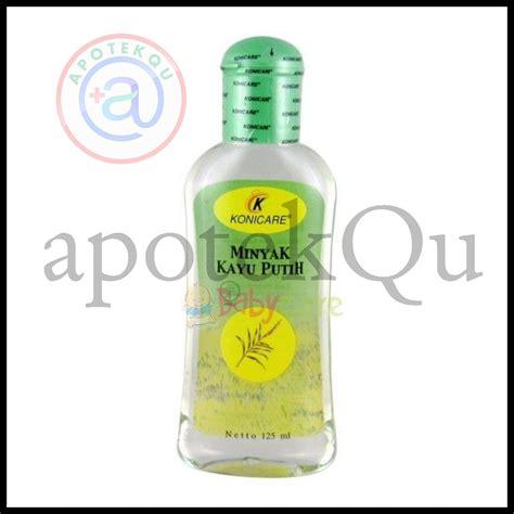 Minyak Kayu Putih Rinjani minyak kayu putih konicare 125ml apotekqu apotekqu