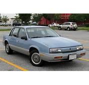 Oldsmobile Cutlass Supreme 1991