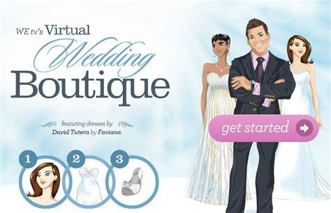 Wedding Dress Selection   Virtual Help   Things Festive