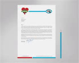 Charity Letterhead Design 32 Professional Charity Letterhead Designs For A Charity