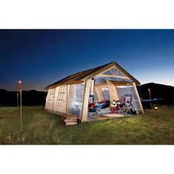 Kmart Canopy Tent northwest territory front porch 10 person tent fitness