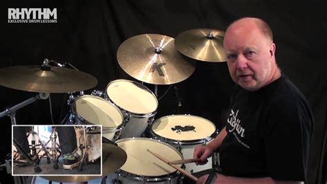 tutorial drum funk beginner drum lessons how to play a basic funk drum beat