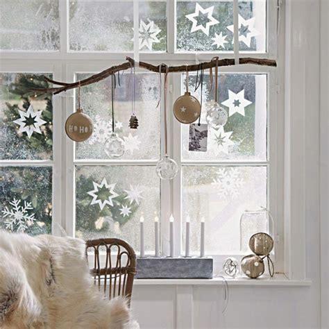 Fensterbilder Weihnachten Für Große Fenster by Wohnzimmer Wandgestaltung