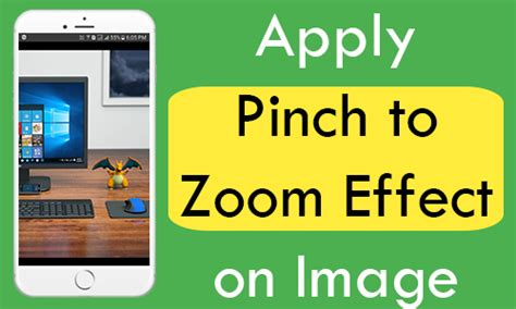 android tutorial pinch zoom react native apply pinch to zoom effect on image ios