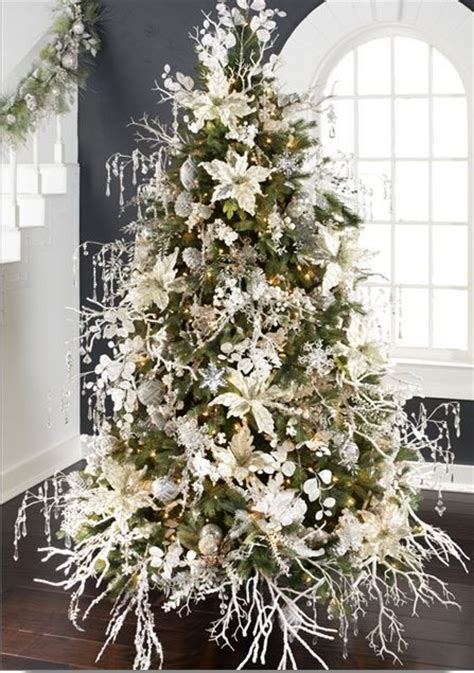 pictures of white decorated trees white branch tree