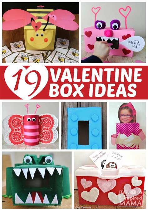 box ideas for kindergarten 19 creative box ideas for clever