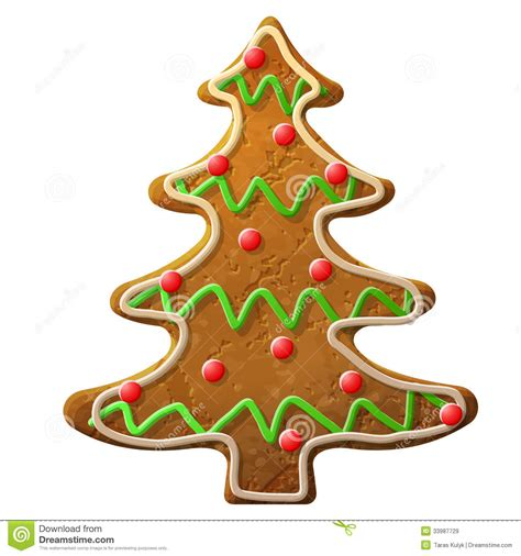 gingerbread tree template tree clipart gingerbread pencil and in color