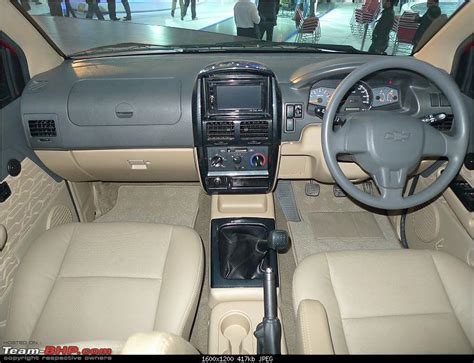 Tavera 7 Seater Interior by 2012 Chevrolet Tavera Neo 3 Launched Team Bhp