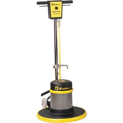 Koblenz Floor Scrubber by Koblenz Tp2015 Floor Machine 175rpm 20 Inch 1 5 Hp