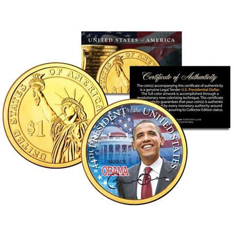 obama presidential caign barack obama 44th president presidential 1 dollar u s