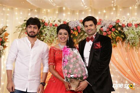 actor ganesh venkatraman family photos ganesh venkatraman wedding reception photos 45